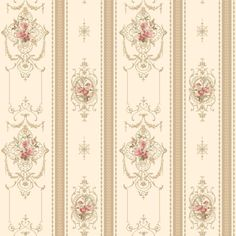 Iti recomandam un tapet frumos ca o poezie, cu dungi atipice si flori delicate incadrate de decoratiuni minutios desenate ce are ca sursa de inspiratie un document ce dateaza din anul 1840. Pentru un efect deosebit si un design inspirat asorteaza-l cu modelele complementare Neoclassic Cameo si Rose Toss.Calitate Premium. Produs in SUA.