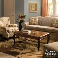 Barrow Living Room   Give your living room a feeling of refinement with this living room collection.