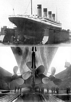 Avtoros Shaman is a Monstrous Eight-Wheeled Vehicle, Hits Top Gear for the First Time Titanic Ship, Rms Titanic, Transport Pictures, Titanic Underwater, Titanic History, Old Sailing Ships, Ship Paintings, Boat Building, Historical Photos
