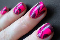 Nail Polish Design for Short
