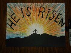 Easter Morning - HE LIVES!  THANK YOU JESUS MY SAVIOR!