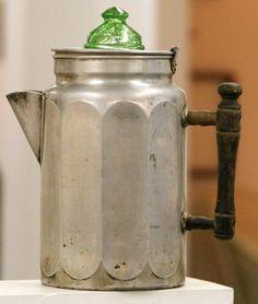 Old Coffee Percolator (SOLD)