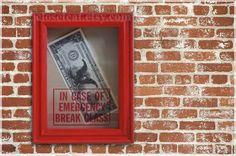 A billion dollars  In Case of Emergency  billionaire by ClosetCat