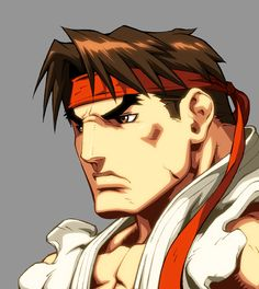 Character Select- Ryu by UdonCrew.deviantart.com on @deviantART