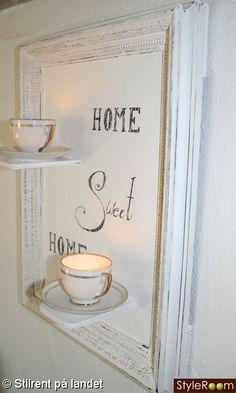 Ljushållare för köket