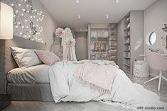 Interior design studio based in Kiev, Ukraine Luxury Kids Bedroom, Modern Kids Bedroom, Cool Kids Bedrooms, Contemporary Bedroom, Home Building Design, Luxury Homes Dream Houses, Girl Bedroom Designs, Woman Bedroom, Kids Room Design