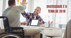Acessibilidade e Inclusão: Uma luta diária: Contratação de pessoas com deficiência: diversidad...