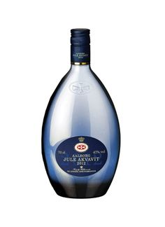 Aalborg Jule Akvavit 2012 47%: Clear bright with intense herbaceous aromatics of dill, basil and fennel all following smoothly in the palate for a warm lingering finish wi...
