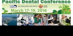 밴쿠버 덴탈 컨퍼런스 PDC 2016 Pacific Dental Conference