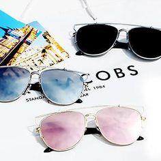 11e036260dbdc Buy UnaHome Glasses Oversized Sunglasses