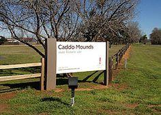 Caddo Mound Site ALTO TEXAS