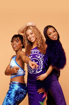 Image in Destiny's Child collection by Katie on We Heart It Early 2000s Fashion, 90s Fashion, Girl Fashion, Fashion Outfits, Destiny's Child, Black Girl Magic, Black Girls, Beautiful Black Women, Beautiful People