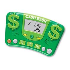 Cash Bash™ Electronic Flash Card