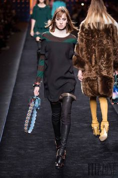 Fendi – 45 photos - the complete collection