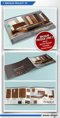 Design Catalogue of Brand Olympic Furniture - Indonesia
