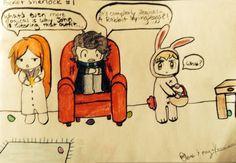 Pocket Sherlock #1: Easter Hunt by Maddi Clark and Maya Konwinski