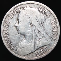 #Coins #Numismatics #KMCoins Old British Coins, Dime Bags, English Coins, Queen Victoria Family, Vintage Style, Vintage Fashion, The Frankenstein, Gold And Silver Coins, Frankenstein's Monster