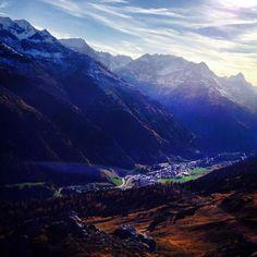 St. Anton, Austria.
