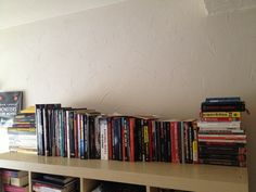 Some of my Horror Film books