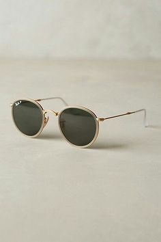Shop the Ray-Ban Round Folding Classic Sunglasses and more Anthropologie at  Anthropologie today. 2f82876be5