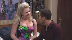 Reba and Barbra Jean form an uneasy partnership to make patched shirts; and Cheyenne quarrels with Van when he wants to shave his head because his teammates are doing it.