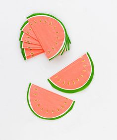 Watermelon Party Napkins – Oh Happy Day Shop
