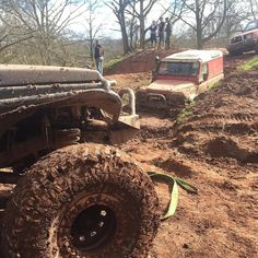 We ain't going anywhere  #offroading #landrover #landroverdefender #offroadlife by harrietfaith We ain't going anywhere  #offroading #landrover #landroverdefender #offroadlife