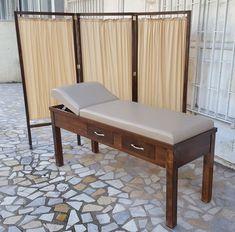 Hasta Muayene Divanı, Sedyesi, Yatağı