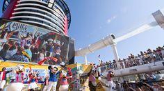 Take the kids on a Disney Cruise