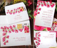 Botanic Garden Wedding Invitation Printable By 3eggsdesign On Etsy Https Www Listing 125692262 Pinterest