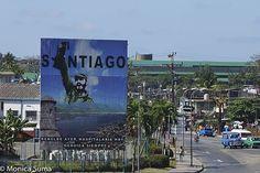 Santiago de Cuba flaunts with gusto the island nation's fiery history. #SantiagodeCuba #Cuba