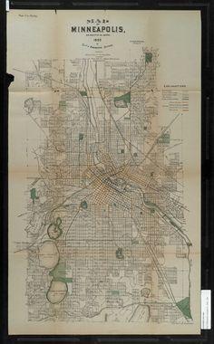 history – Page 3 – Getting Around Minneapolis Park Rapids, Prior Lake, White Bear Lake, History Page, Wedding Invitation Inspiration, Framed Maps, City Illustration, Vintage Maps