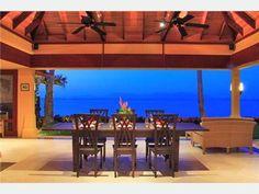 Maenam beach villa rental #luxury #beach