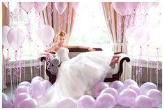 Wedding Balloon inspiration ~ Wedding Ideas ~ Before The Big Day