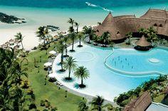 Lux Belle Mare Resort in Mauritius