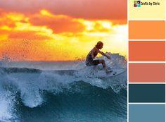 Monday Motivation – Color Palette #161