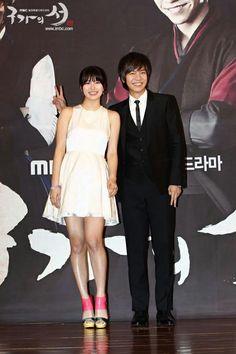 Suzy y Lee Sung Gi - Gu Family Book