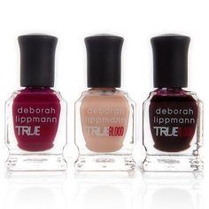 Deborah Lippmann Forsaken Bad Things Mini Nail Trio