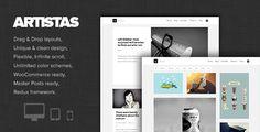 Artistas - Modern Portfolio & Blog Theme  -  https://themekeeper.com/item/wordpress/artistas-modern-portfolio-blog-theme