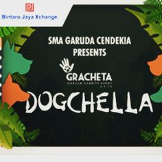 Little Steps Jakarta is a proud media sponsor of Dogchella!  Join us for the annual charity event presented by Senior High School SMA Garuda Cendekia Students. This year 100% of the profit goes to help the amazing cause of GARDA SATWA INDONESIA for speaking up and taking action on the serious issue of animal welfare. #dogchella #@ichamcam @bmantya #joinusinrescue #mylittlesteps #littlestepsgivesback