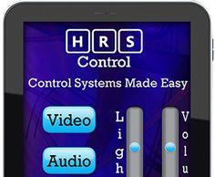 HRS Control | The Simple Secret to Pro AV Control | 888.742.7690 | The Simple Secret to Pro AV Control