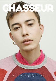 セン/Sen/メンズモデル・男性モデル/BE NATURAL(ビーナチュラル)/bNmは東京のモデル事務所・モデルエージェンシー