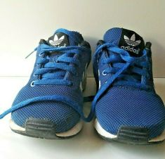 Adidas Originals Zx Flux, Boys Shoes, Trainers, Kids, Blue, Ebay, Shopping, Clothes, Fashion