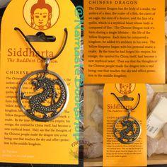 $9.95 Chinese Dragon Pendant