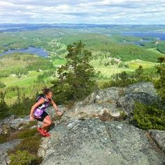 """Trail Running in Sweden Use promo code """"PINME"""" for 40% off all hammocks on maderaoutdoor.com"""