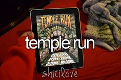 I don't even have an iPod and I'm addicted to Temple Run