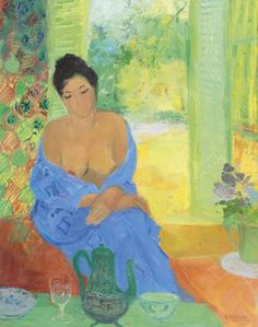 Lumière d'été, Nancy Delouis