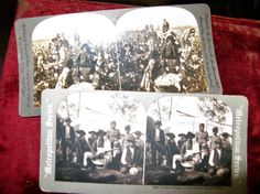 2 antique Stereoviews of African Americans and by TheInstantMemory