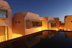 Dar HI Hotel, Nefta (Tunisia) #boutiquehotel #designhotel #tunisia #darhi #nefta #ecolodge http://www.dar-hi.net/