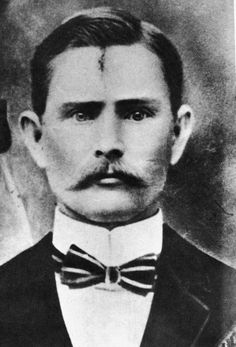 Portrait of American outlaw Jesse James (1847- 1882), late 1870s. He and his brother Frank led a gang of criminals who commited a string of murders and robberies across the Central States after the Civil War. Jesse was shot by Bob Ford, a member of his gang, shortly after Missouri Governor Thomas T. Crittenden issued a warrant for his and his brother's capture, dead or alive. Photo: Kean Collection, Getty Images / 2004 Getty Images